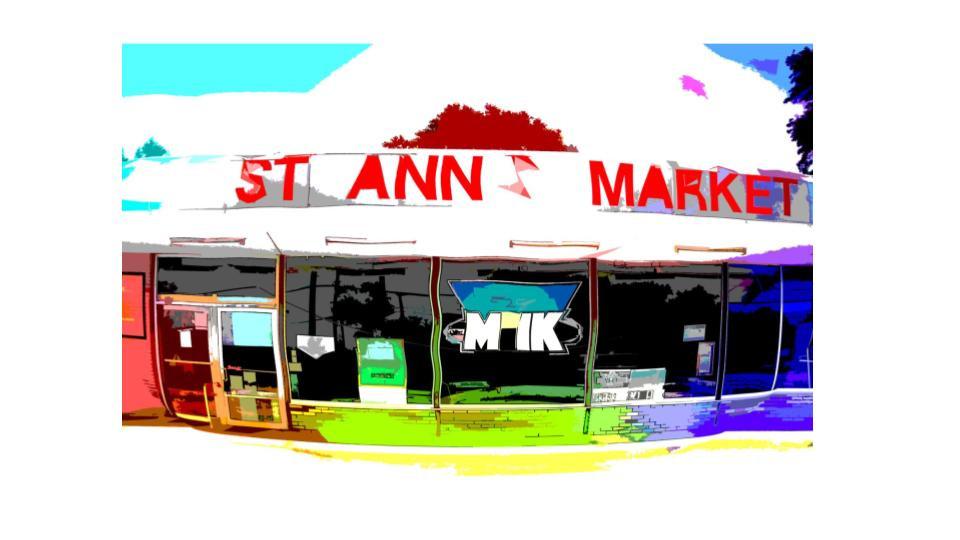 st ann's market