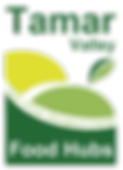 Tamar Valley Food Hubs Logo