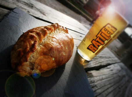 Over The Top Cornish Pasties