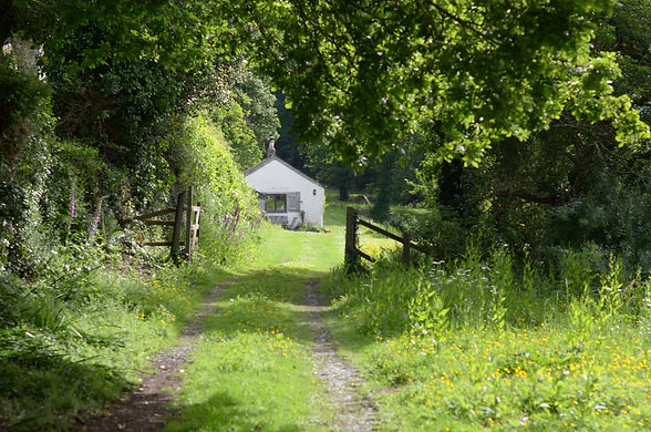 The Count House, a self catering cottage for two by the River Tamar