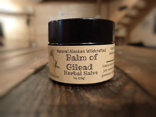Balm of Gilead~ for soft skin and joint pain relief