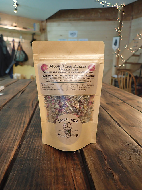 Moon Time Relief Herbal tea