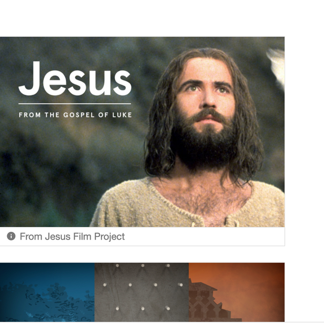 YouVersion Bible Videos