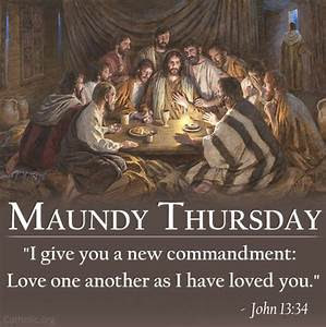 Maundy Thursday: Collect and other readings