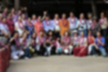 Photo-夏華作協會後安排嘉賓環島遊及暢遊玻里尼西亞文化中心.JPG
