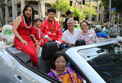 Douglas Chong and family