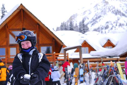 Accès journalier ski de fond enfant (- 12 ans)