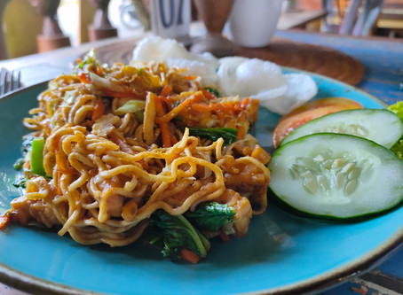What is Food in Bali like?