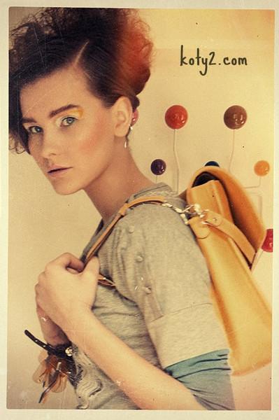 model: Magdalena Chachlica  photo & retouch: Koty 2  stylist: Tomek Gąsienica-Józkowy & Różena Grey  make up: Sonia Zieleniewska  hair: Bartłomiej Grześ  place: Crystal Suites