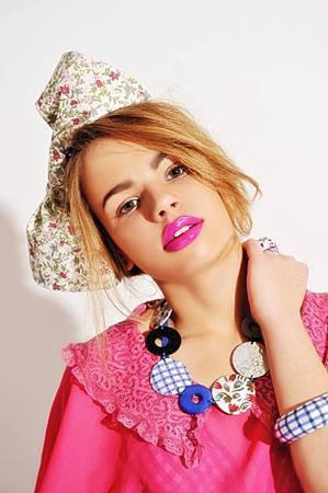 photo: Marcin Urban  model: Ola Knapik  make up & style: Sonia Zieleniewska