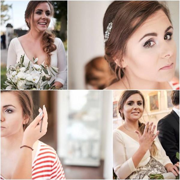 photo:  Namysław Tomaka -wedding  model: Marta  hair: Anya Ganea  makeup: Sonia Zieleniewska