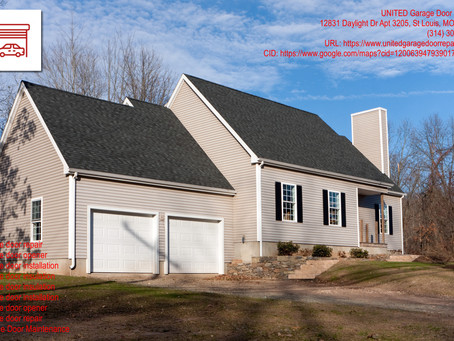 Garage Door Replacement in St. Louis, Missouri - Companies That are Available For You