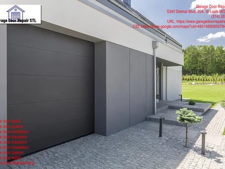 St. Louis, MO Garage Door Installation Companies - Always at Your Service