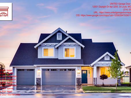 Garage Door Replacement Services in St. Louis, Missouri