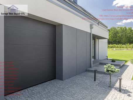 Security For the Security of Your Home - Garage Doors in St. Louis, MO