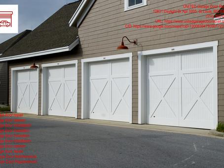 All About Garage Door Maintenance Companies in St. Louis, Missouri