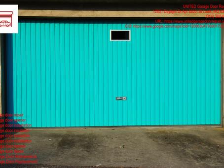 Garage Door Maintenance With Efficient Services In St. Louis, Missouri