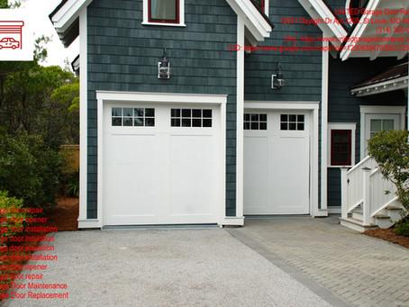 Garage Door Maintenance Is A High Need Service In St. Louis, Missouri