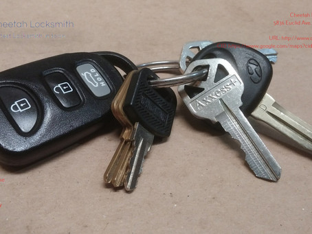 What are Locksmith Services in Kansas City, MO