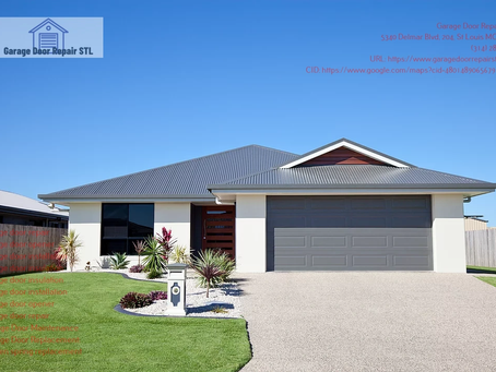 Know More About Garage Doors in St. Louis, Missouri