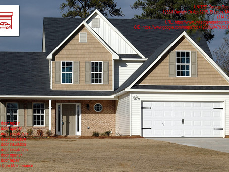 Reasons Why You Need To Replace Your Garage Door in St. Louis, Missouri