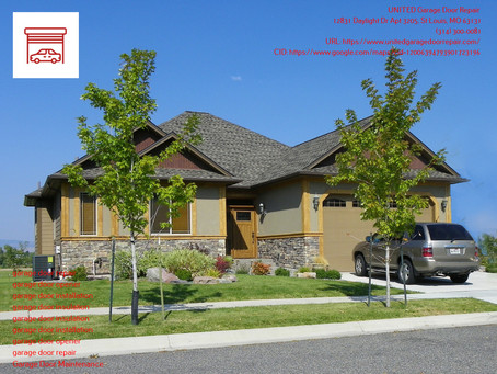 Things You Should Know About Garage Door Insulation Benefits Of St. Louis, Missouri