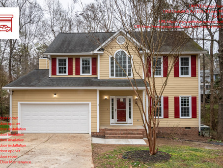 How Garage Door Insulation in St. Louis, Missouri Helps Your House Energy Efficiency