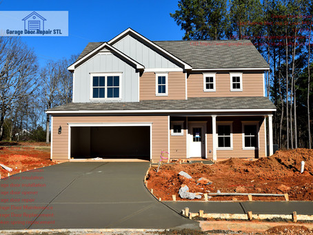 Extremely Durable and Strong Garage Doors in St. Louis, MO