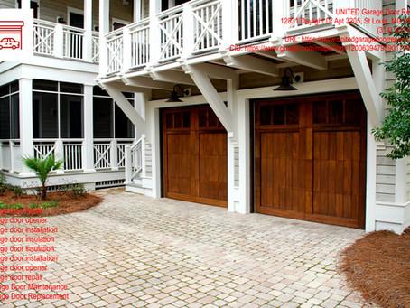 Garage Door Maintenance Made Easy In St. Louis, Missouri