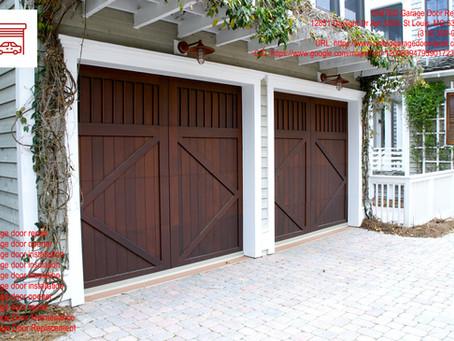 St. Louis, Missouri Specializes in Garage Door Maintenance Services