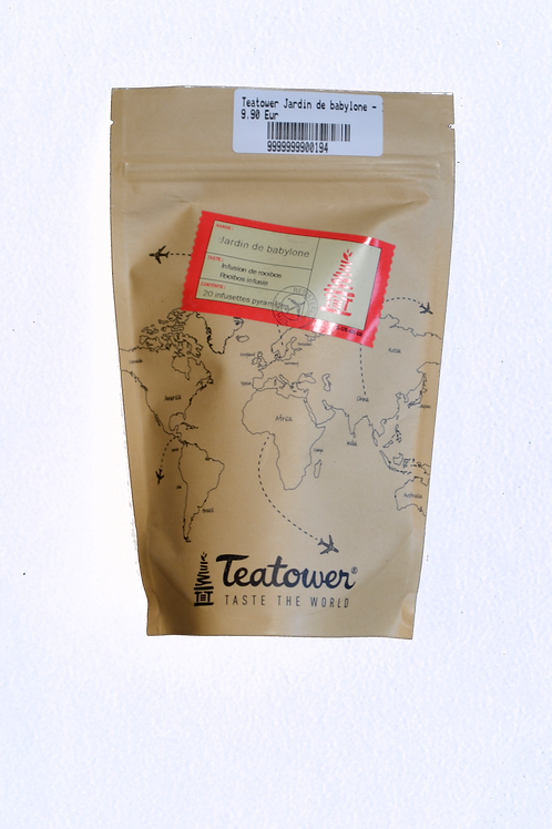 Infusion Rooibos - Teatower