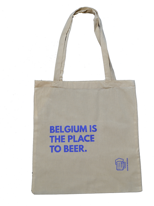 Tote Bag - Belgian Beer