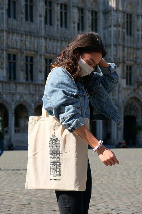 Tote Bag - Imagine Belgium