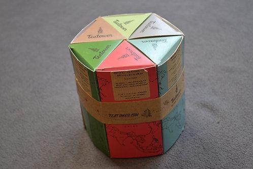 Hexagone de thés - Teatower