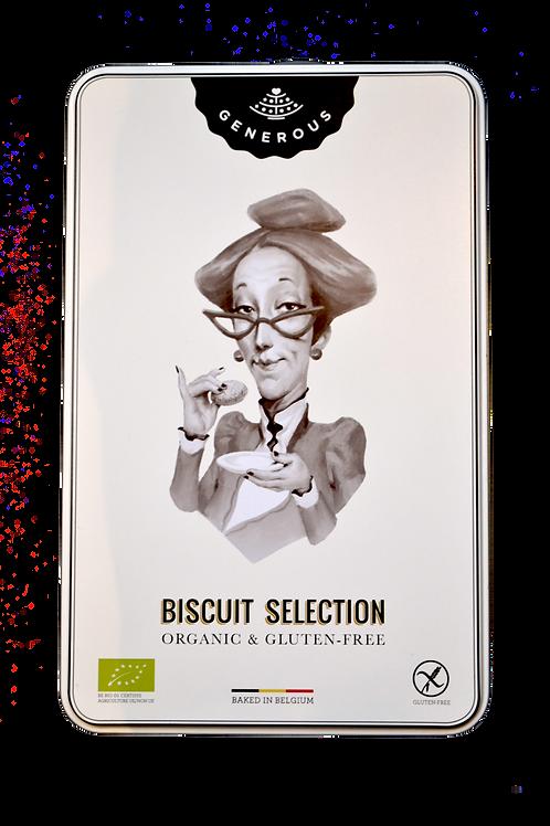 Biscuit Box - Generous Biscuits