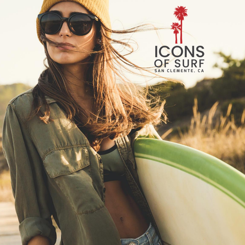 Icons of Surf