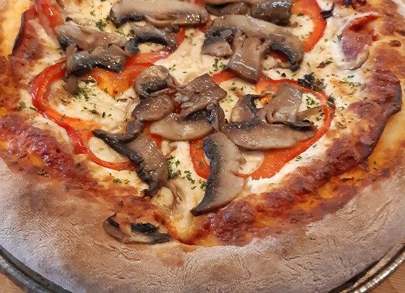 Pizza toute garni
