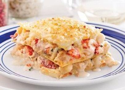Lasagne aux fruit de mer