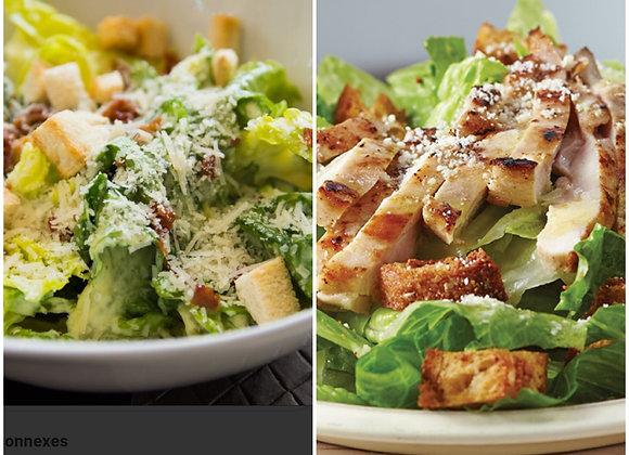 Salade céasar