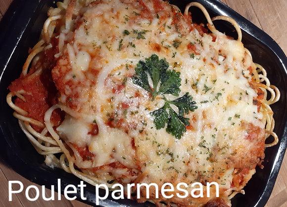 Poulet parmesan