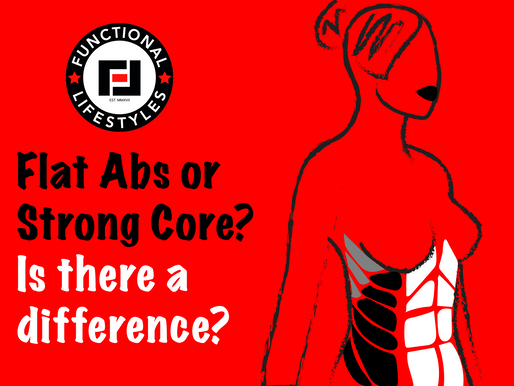 Flat Abs or Strong Core?