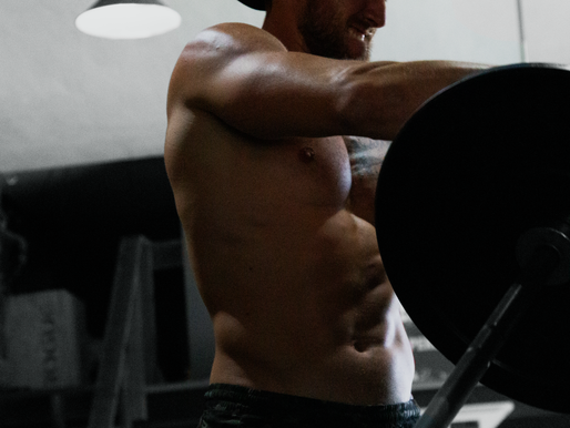 The Importance of Building Muscle (outside of a hot body)