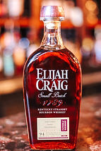 Niche Single Barrel Elijah Craig Jackie