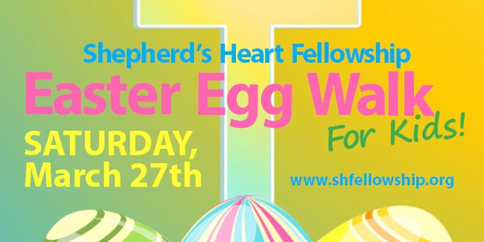 Easter Egg Walk