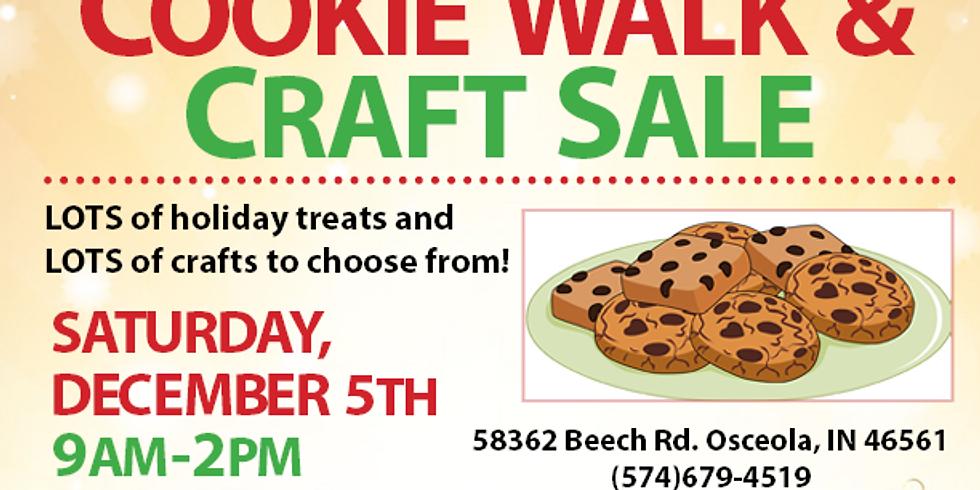 Cookie Walk & Craft Sale
