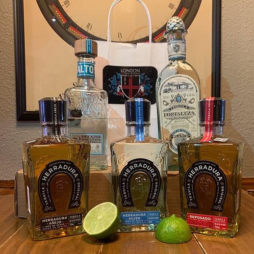 Tequila Tasting Kit