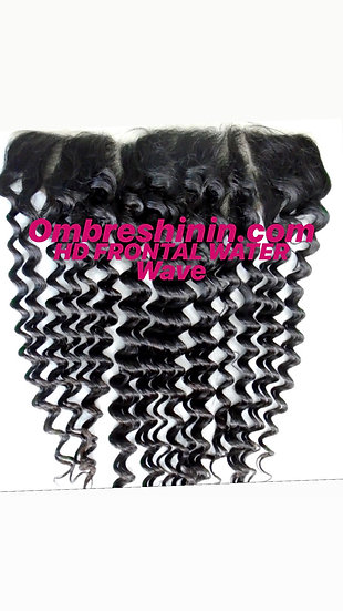 HD Lace Frontal Water Wave