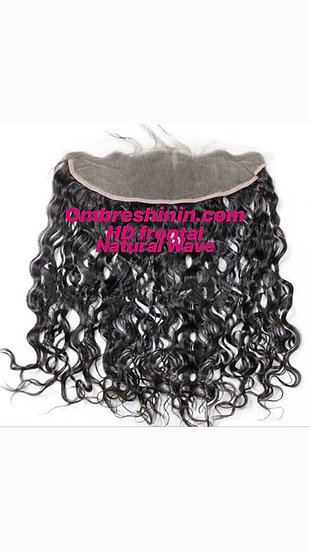 HD LACE FRONTAL NATURAL WAVE