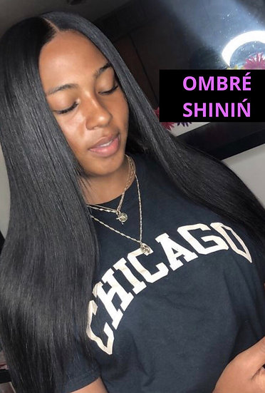 RAW STRAIGHT LACE FRONTAL WIG