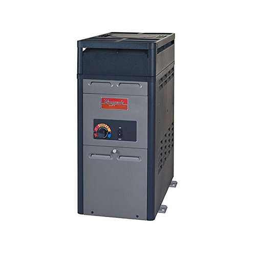 Raypak Above-Ground Pool and Spa Heater with Electronic Ignition 105,000BTU